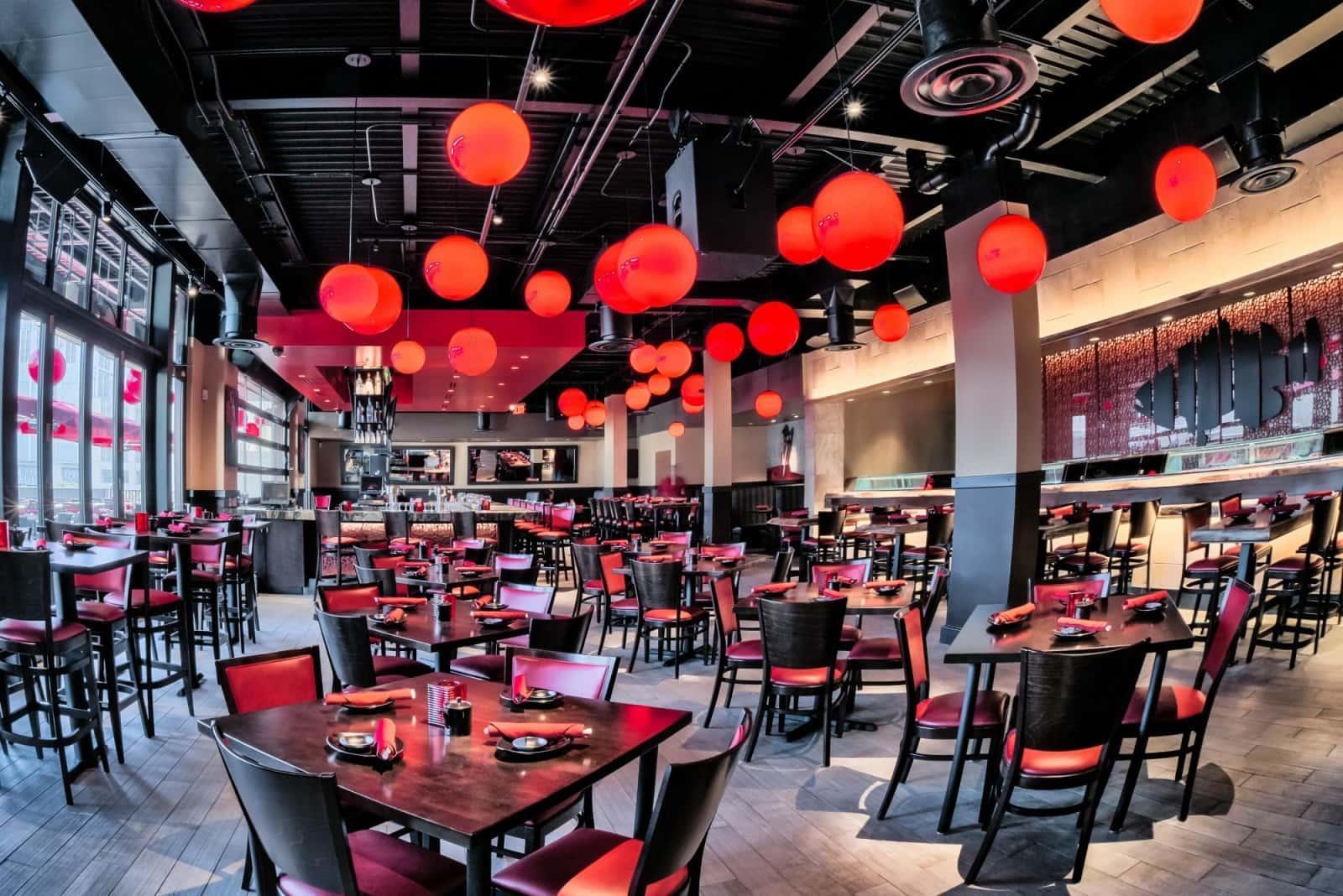 Austin, TX - RA Sushi - Restaurant & Bar