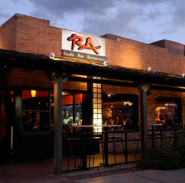 RA Sushi Old Town, AZ Location