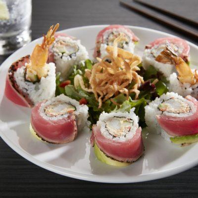 Chicken Yakisoba Ra Sushi